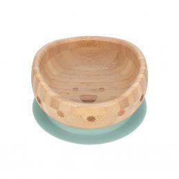 Bol en bois de bambou...