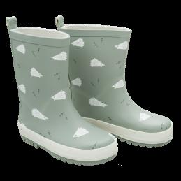 Bottes de pluie - hérisson