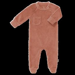 Pyjama avec pieds en...