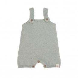 Combinaison tricotée courte...