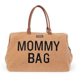 Mommy Bag large - Teddy beige