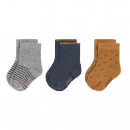 Lot de 3 chaussettes Gots -...