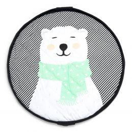 Tapis de jeu - ours polaire