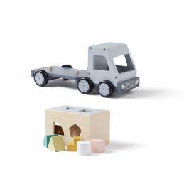 Camion avec formes